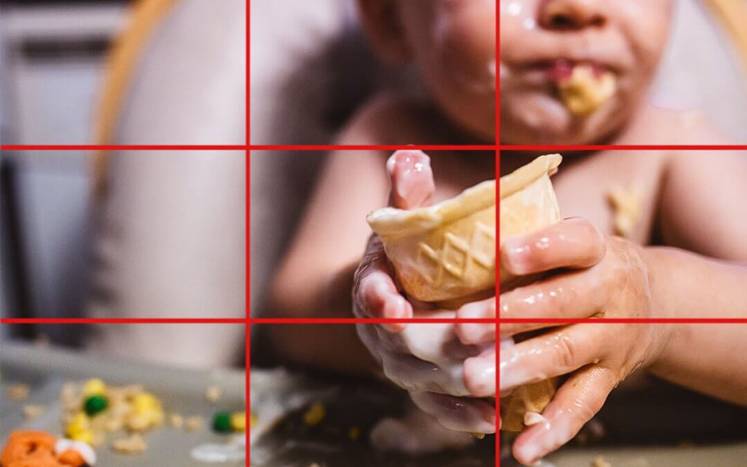 Basic Composition: Rule of Thirds